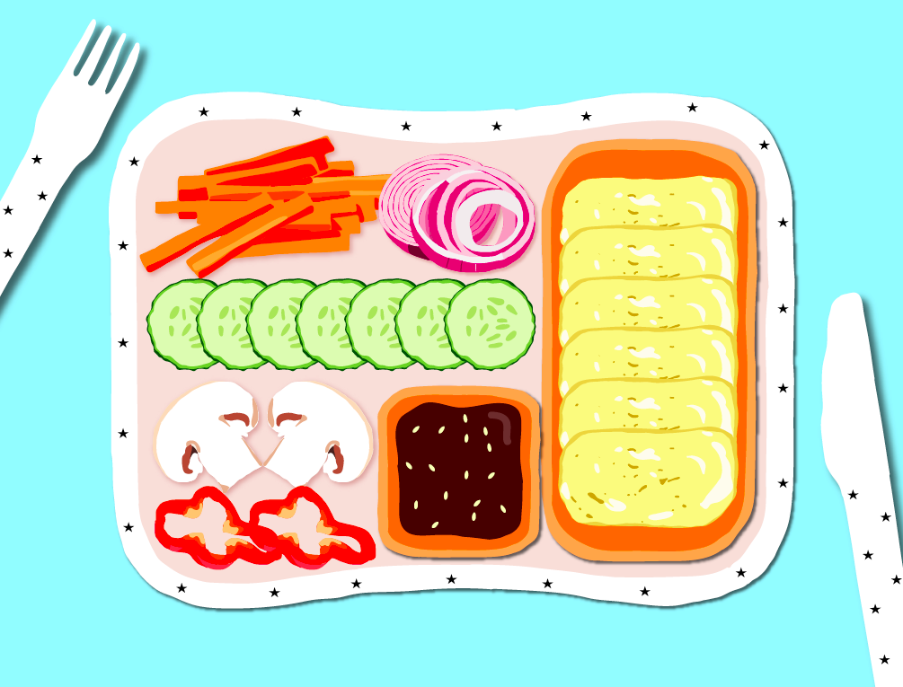 Kid's Lunch Recipes from Chef Moms