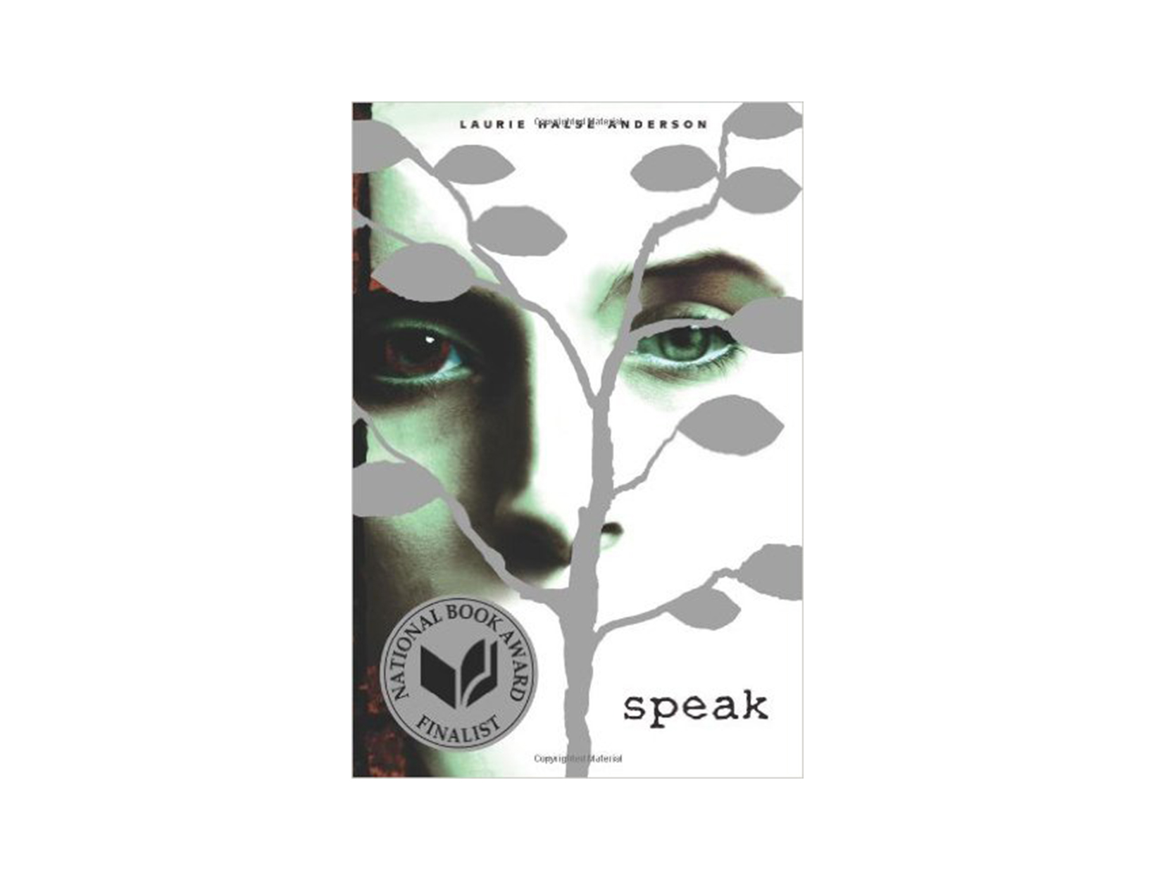 Speak by Laurie Halse Anderson