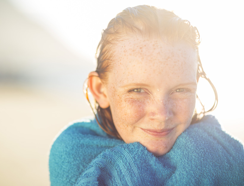 Clean Skincare for Tweens