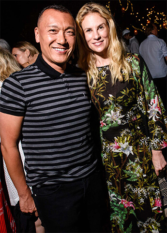 A goop x Net-a-Porter Midsummer Dance Party