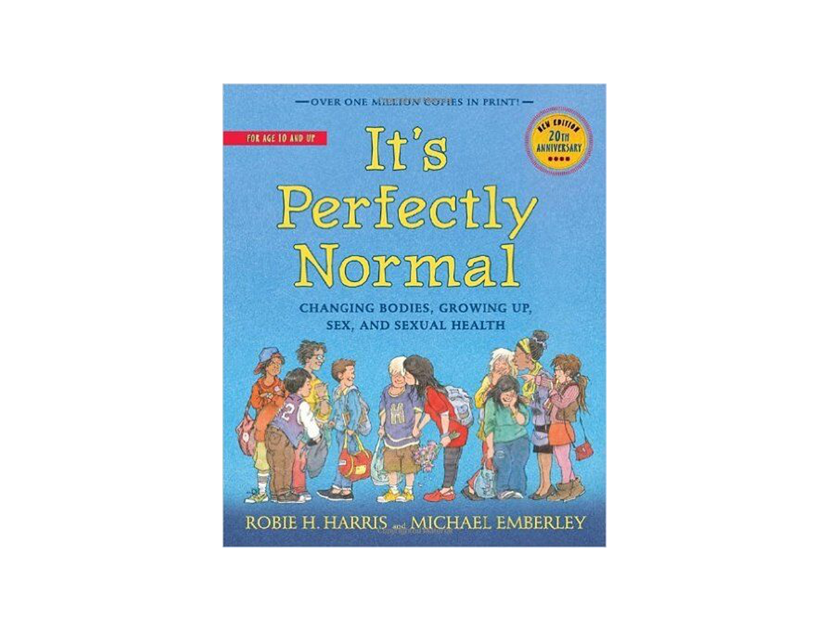 It's Perfectly Normal by Robbie H. Harris
