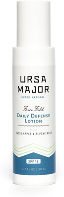 Ursa Major Force Field Daily Defense Lotion