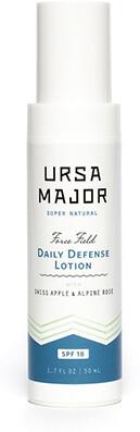 Ursa Major Force Field Daily Defense Lotion