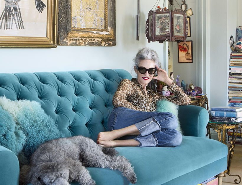 How to Grow Up to Look Like Linda Rodin