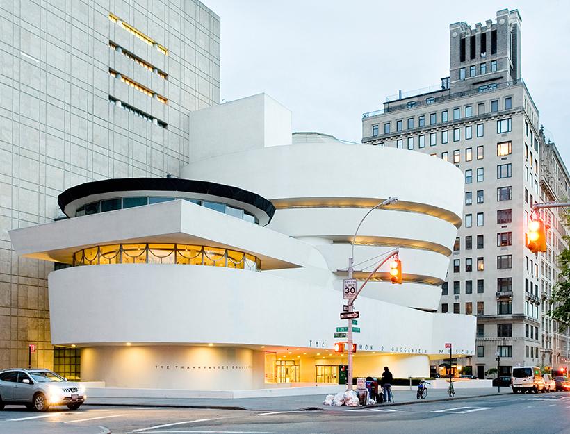 Guggenheim Museum, Upper East Side, Manhattan, New York City, New York State, USA