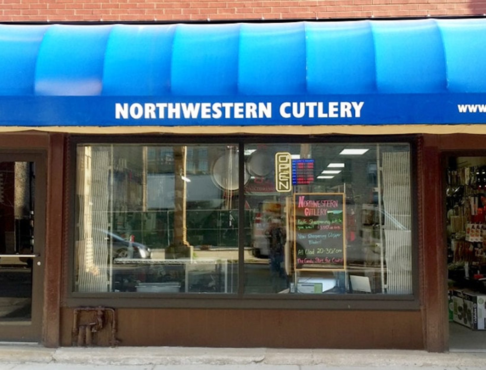 Northwest Cutlery in Fulton Market