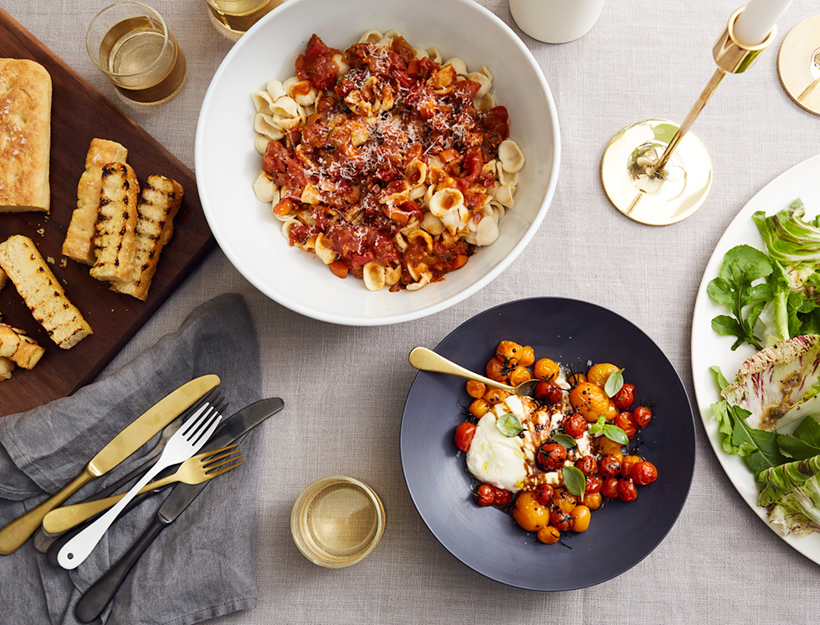 Italian Dinner Party Menu Perfect For Entertaining Guests Goop