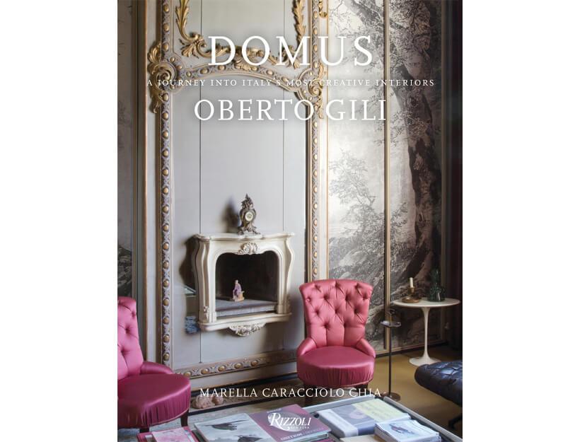 Domus by Oberto Gili and Marella Caracciolo Chia