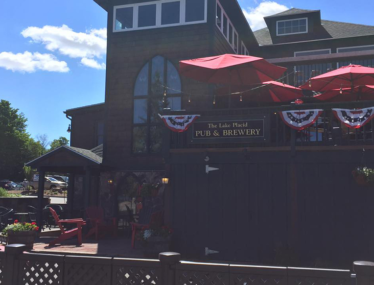 Lake Placid Pub & Brewery