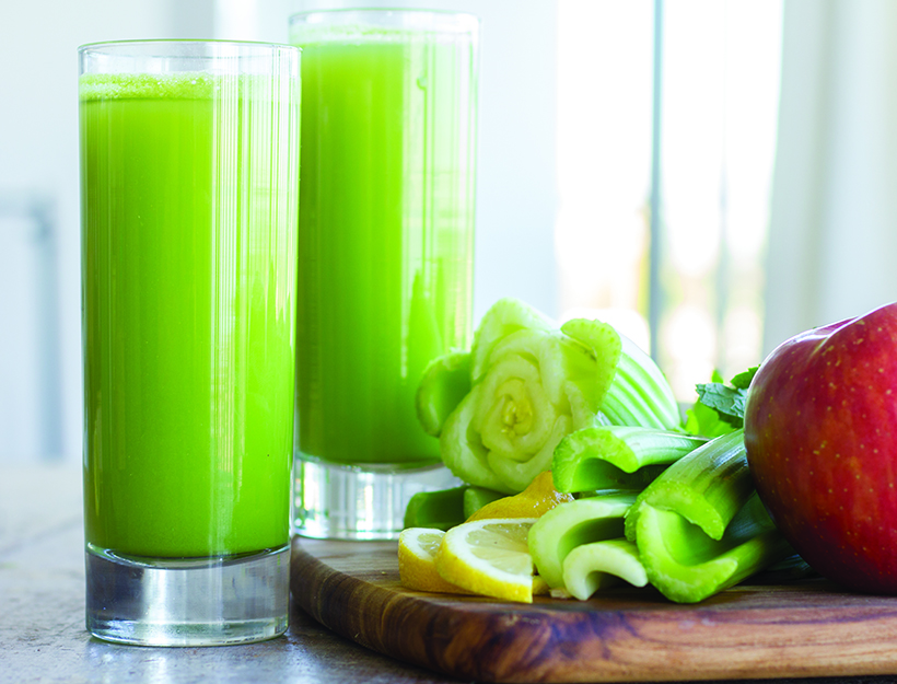 Easy Green Juice | Goop