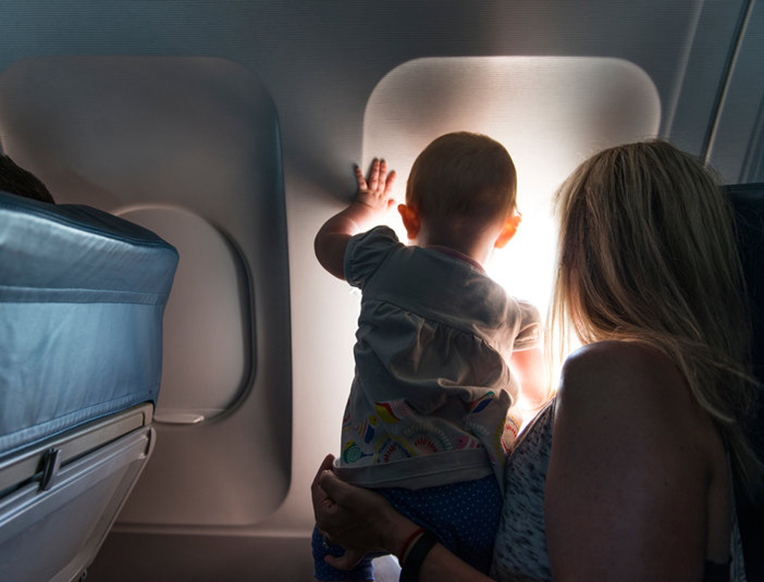 Risks for Babies On A Plane
