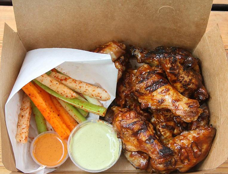 Fresa's Chicken al Carbon