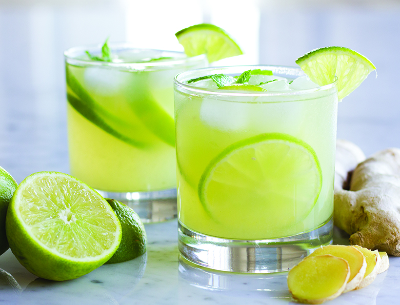 ginger limeade this ginger limeade is so refreshing it will be ...