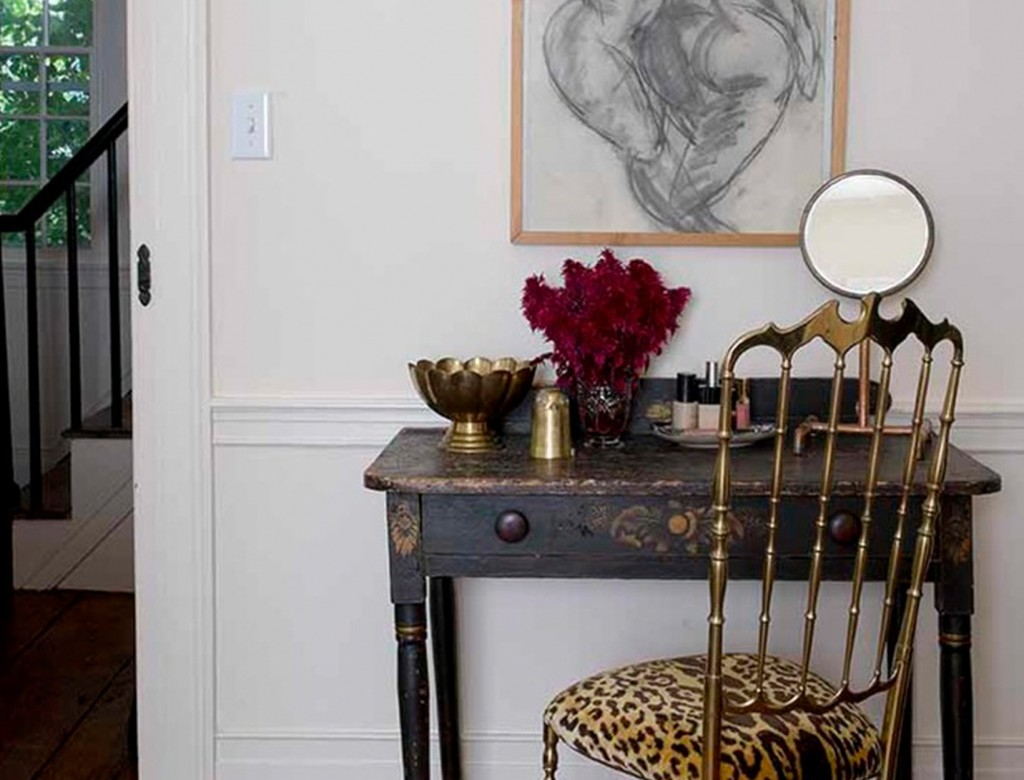 The New Rules Of Decorating With Vintage