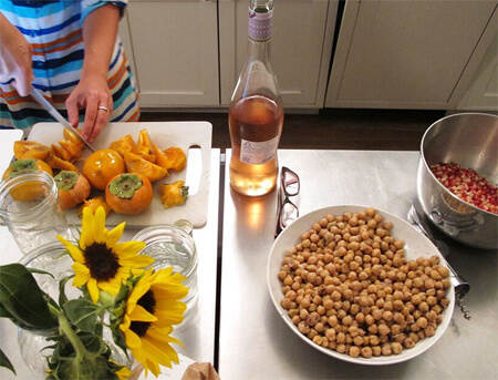 A Dinner Party for Grieving People