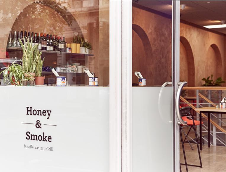 Honey & Smoke