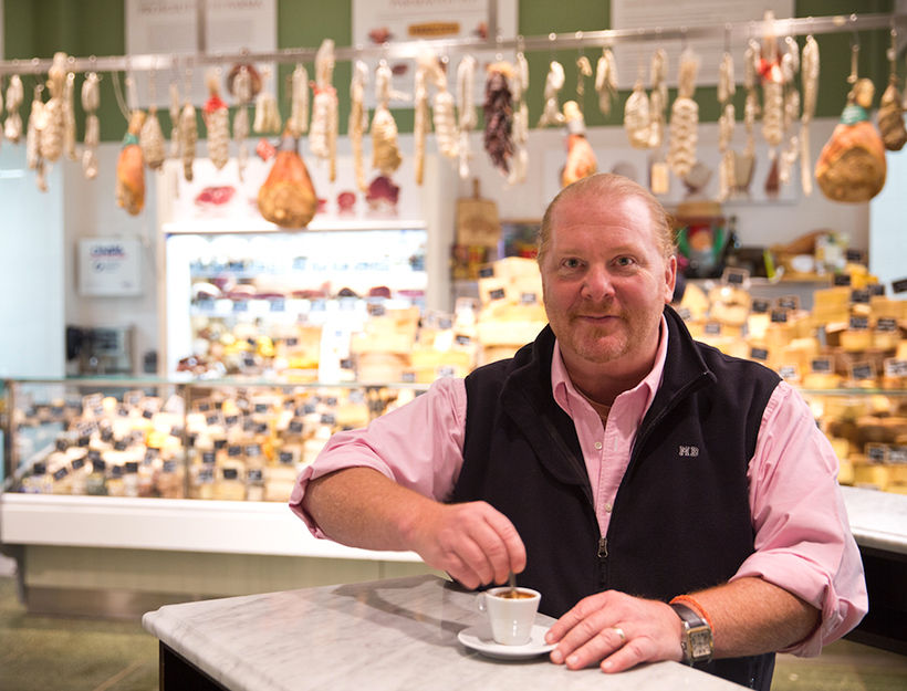 Mario Batali's Culinary Guide to NYC