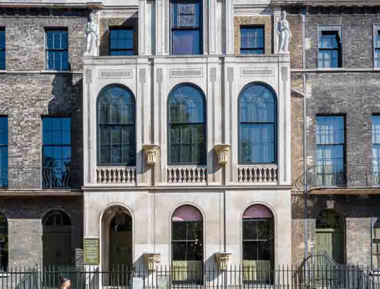 The Sir John Soane Museum