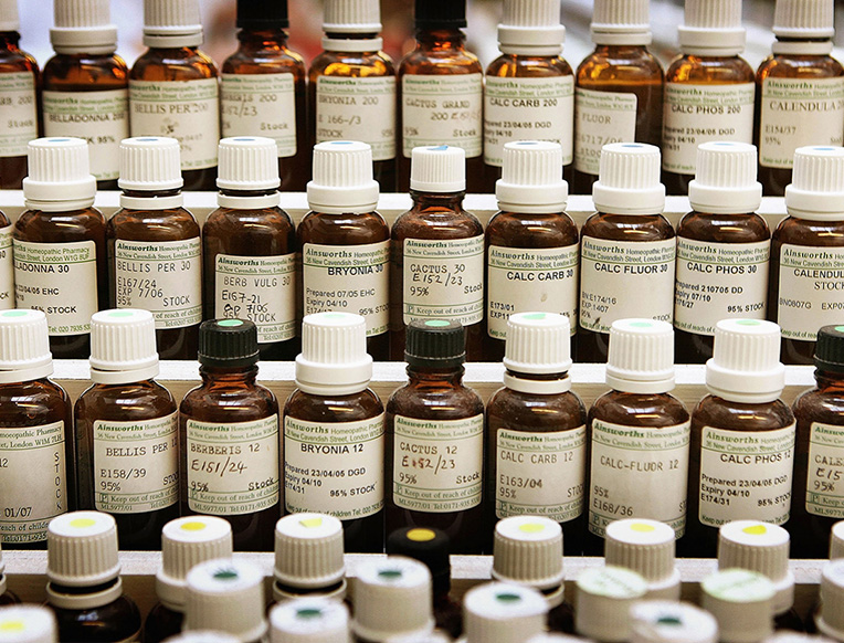 Homeopathic Medicines Will Carry New Labels