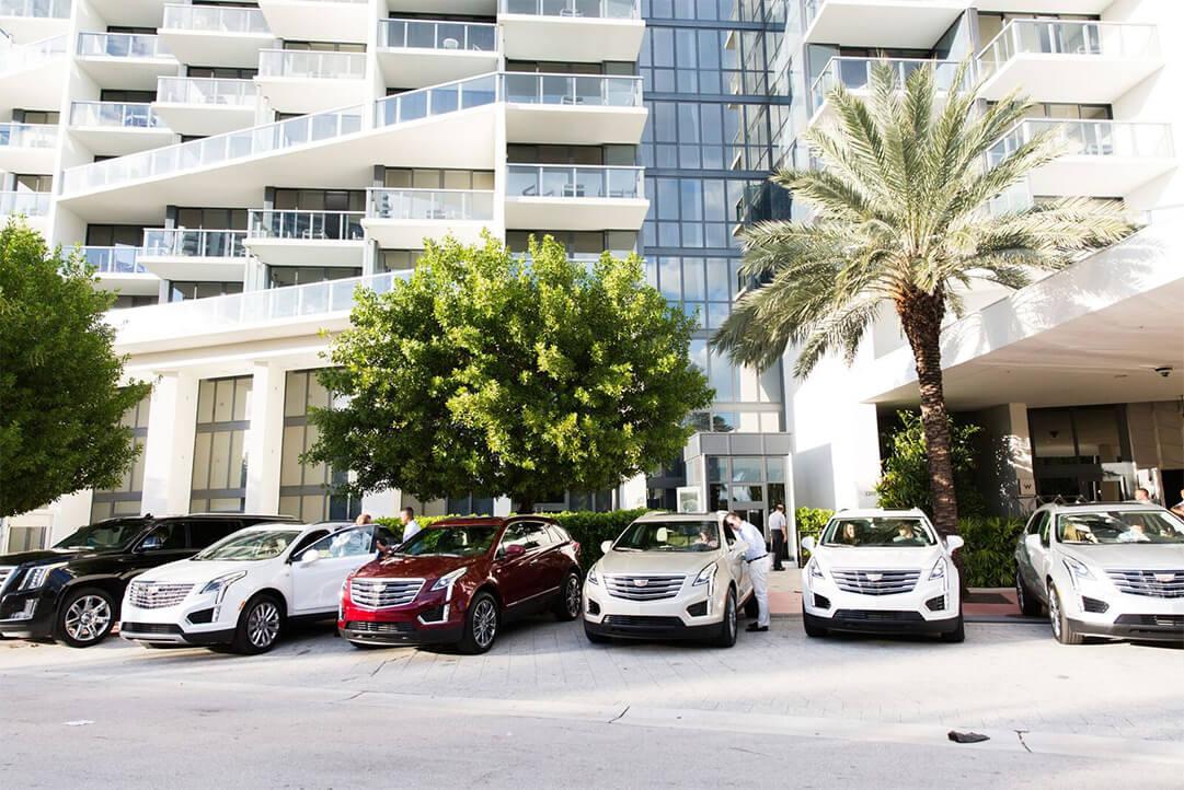 goop x Cadillac Does Miami