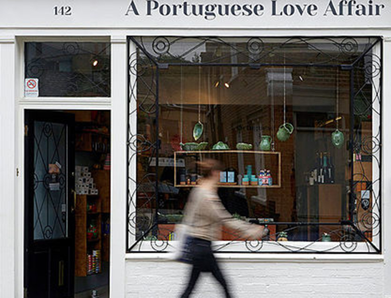 A Portuguese Love Affair