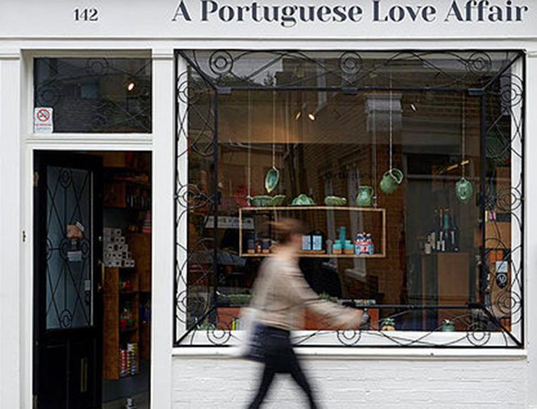 A Portuguese Love Affair