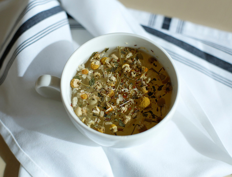 An Herbal Infusion for Better Immunity