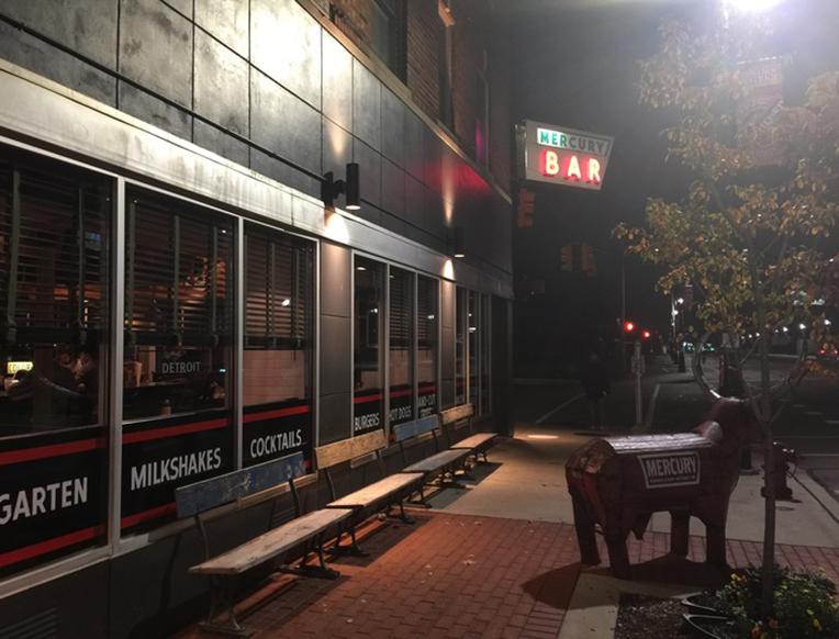 Mercury Burger & Bar