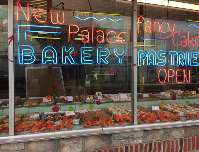 New Palace Bakery
