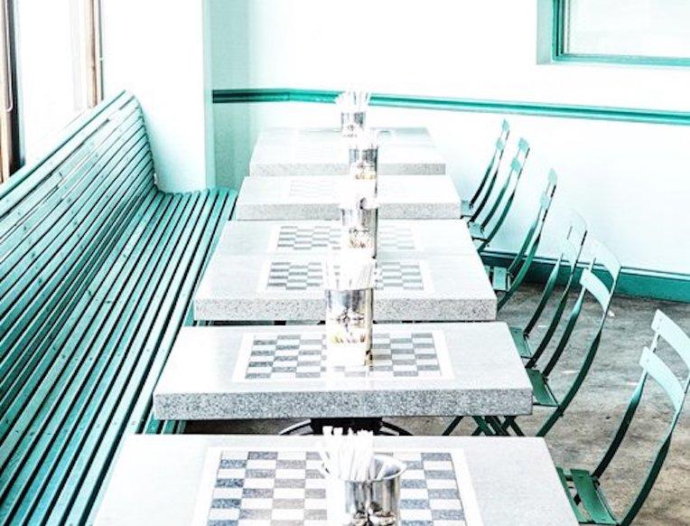 Parks & Rec Diner