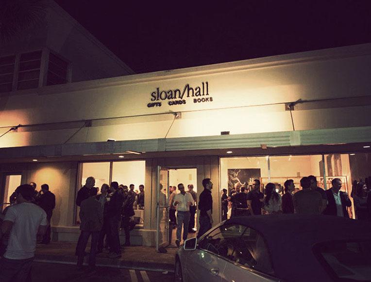 Sloan/Hall