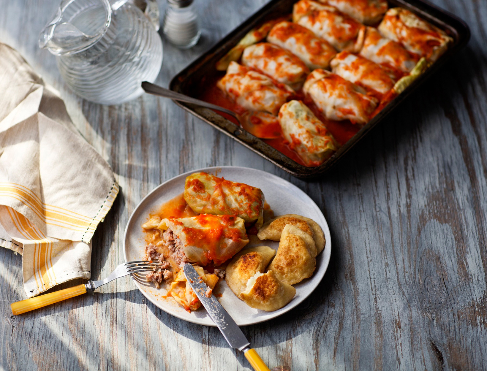 Stuffed Cabbage Recipe Goop