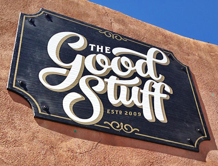 The Good Stuff Café Vinyl
