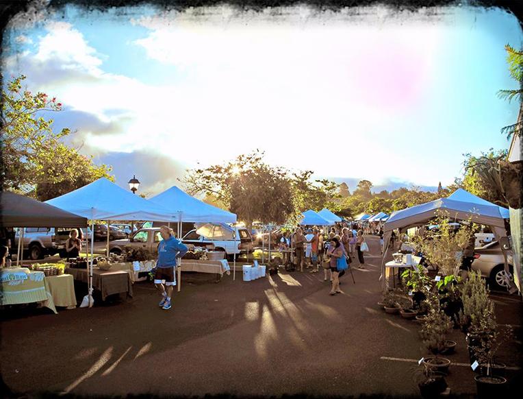 Upcountry Farmers Market