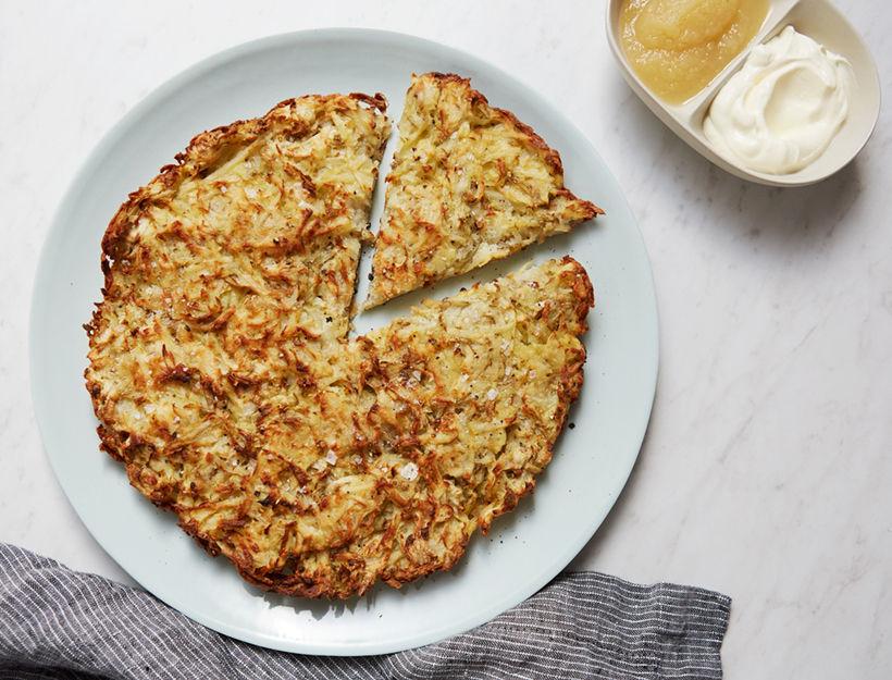 Latke Pie