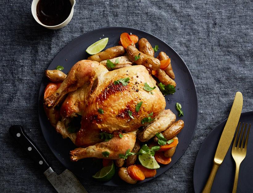 Donabe Roast Chicken