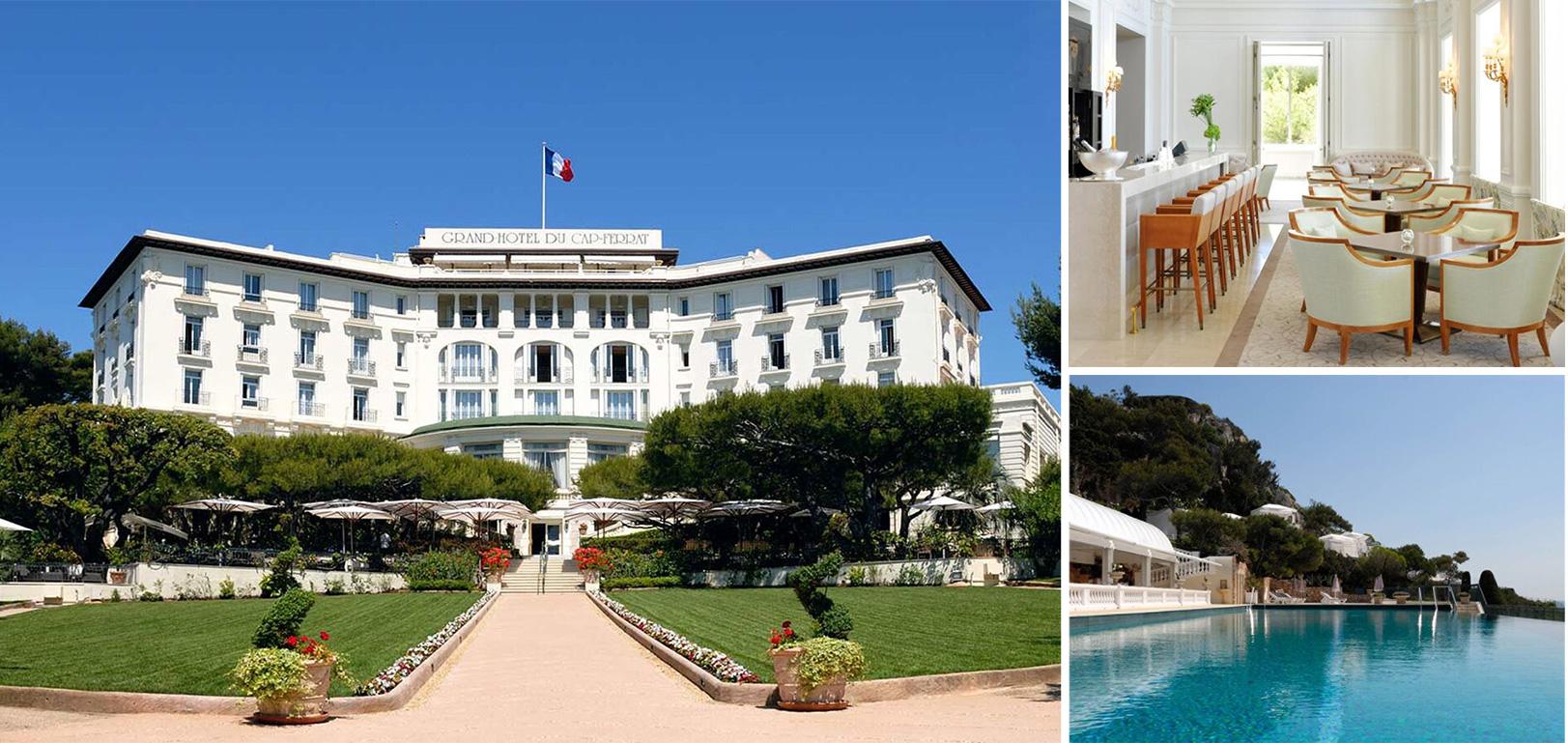 Grand hotel du palais royal paris black tomato - 4 Grand Hotel Du Cap Ferrat C Te D Azur