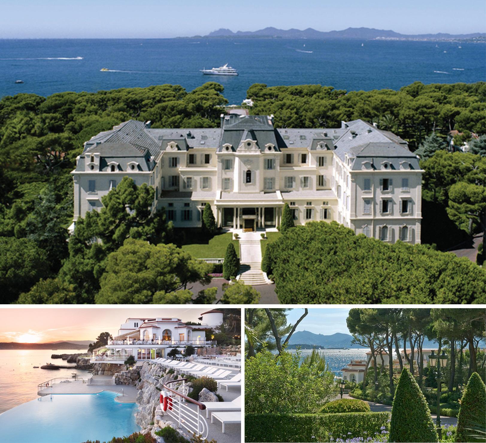 Grand hotel du palais royal paris black tomato - 6 Hotel Du Cap Eden Roc Cap D Antibes