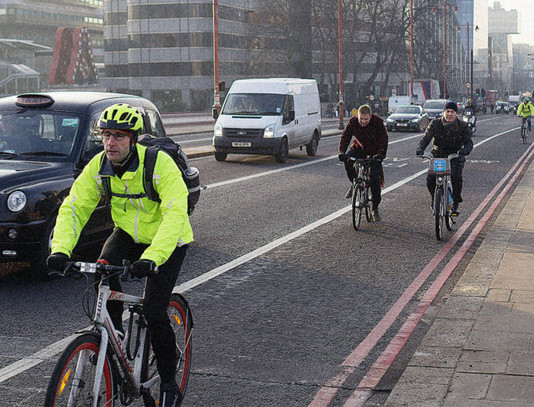London's Mayor Will Spend $1 Billion on Cycling Improvements
