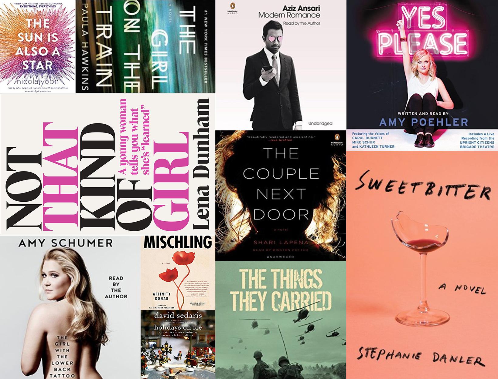 aziz ansari modern romance audiobook