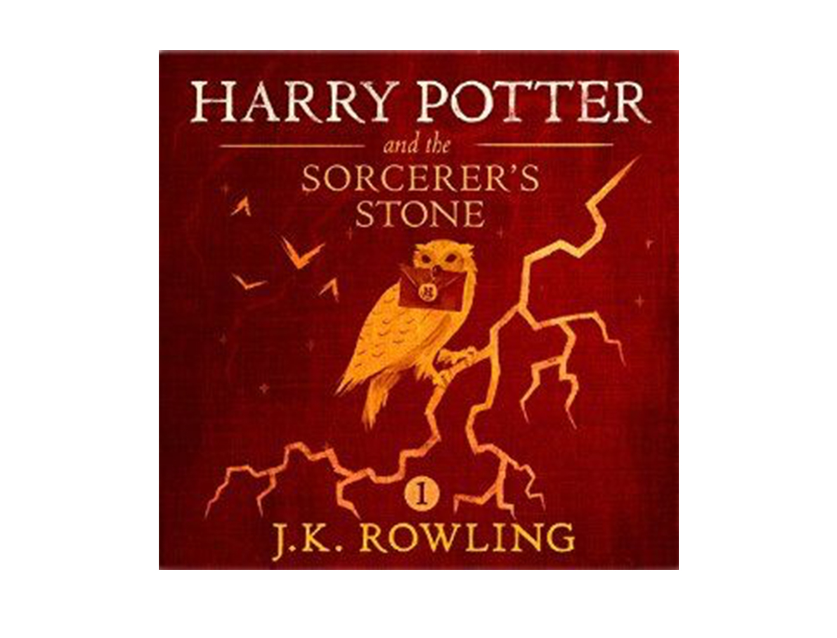Harry Potter Series by J.K. Rowling, read by Jim Dale