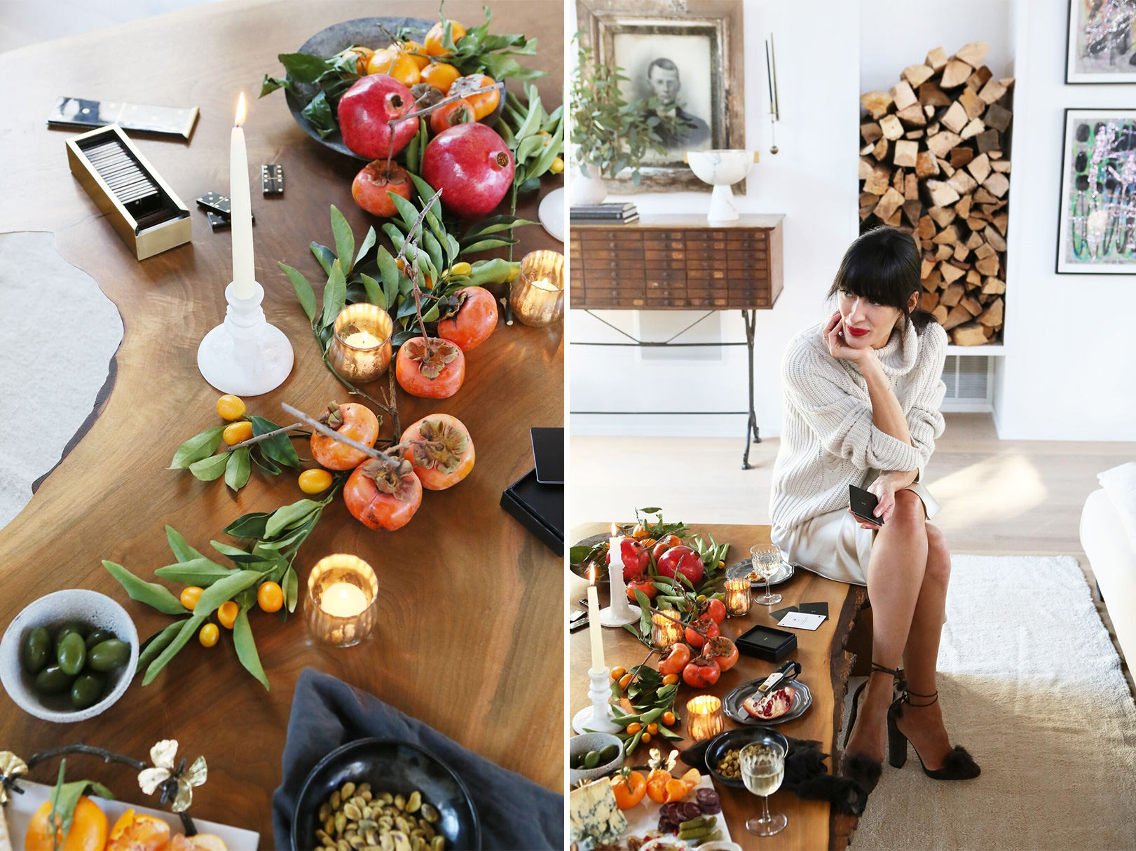 Entertaining At Home Extraordinary 5 Tips For Holiday Entertaining At Home  Goop Design Decoration