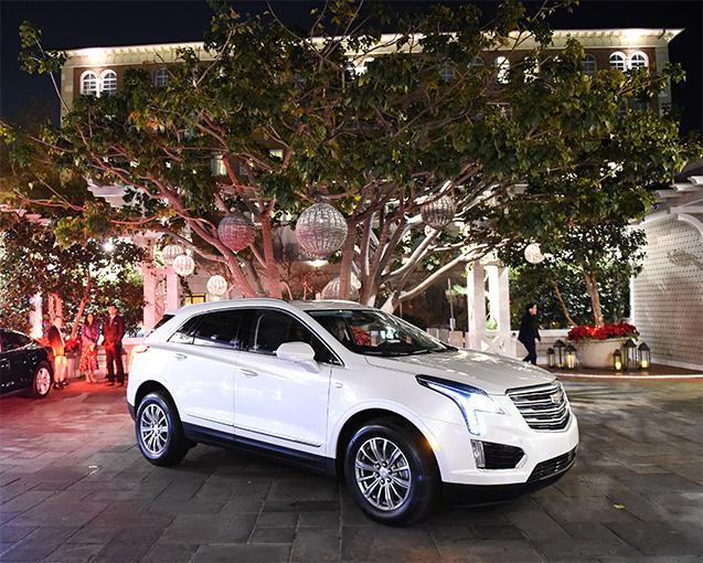 goop x Cadillac Does LA