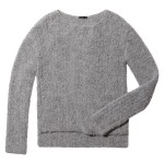 Cozy Open-Neck Pullover
