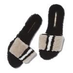 KITZBUHEL Shearling Sandals
