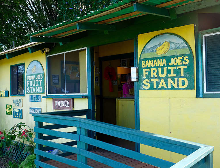Banana Joe's Fruit Stand