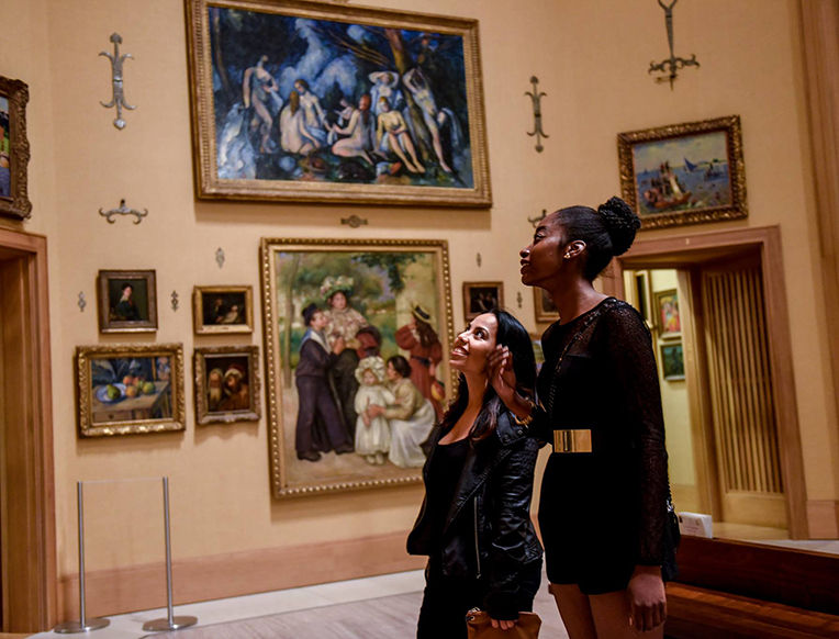 The Barnes Foundation Museum