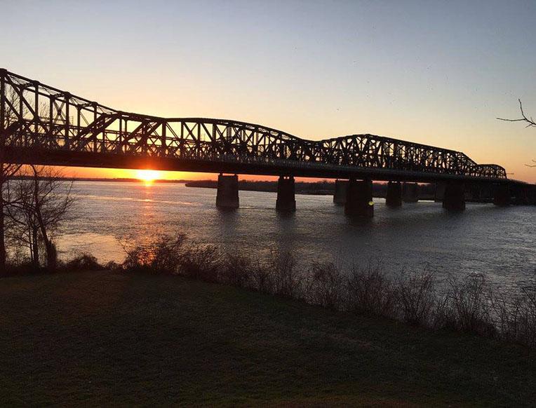 Memphis and Arkansas Bridge