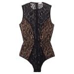 Chat Noir Lace Bodysuit