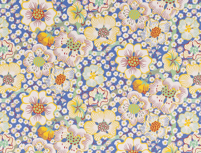 Eldblomman by Josef Frank for Svenkst Tenn